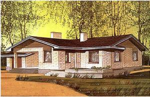 Дом DD02-694 (160 кв.м)
