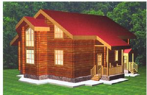 Дом DD02-036 (206 кв.м)