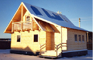 Дом DD02-150 (88 кв.м)