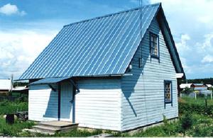 Дом DD02-152 (53 кв.м)