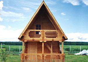 Дом DD02-154 (40 кв.м)