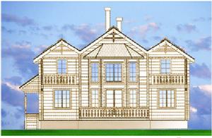 Дом DD02-287 (244 кв.м)