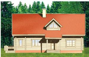 Дом DD02-376 (206 кв.м)