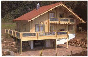 Дом DD02-409 (248 кв.м)