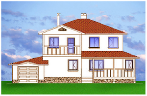 Дом DD02-568 (203 кв.м)