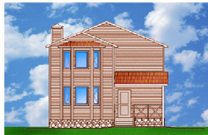 Дом DD02-569 (204 кв.м)
