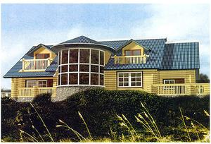 Дом DD02-600 (207 кв.м)