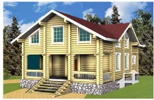 Дом DD02-612 (203 кв.м)