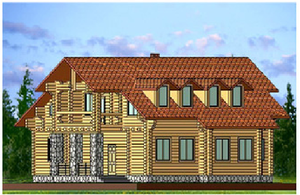 Дом DD02-618 (206 кв.м)