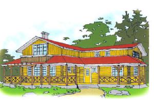 Дом DD02-661 (229 кв.м)