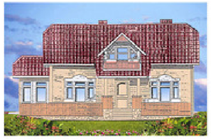 Дом DD02-087 (254 кв.м)