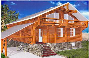Дом DD02-180 (284 кв.м)