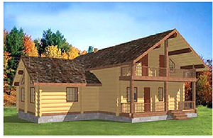 Дом DD02-351 (279 кв.м)