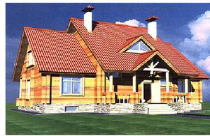 Дом DD02-435 (256 кв.м)