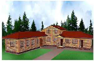 Дом DD02-458 (271 кв.м)