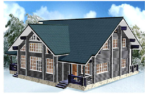 Дом DD02-462 (267 кв.м)
