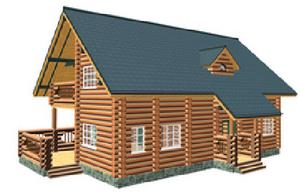 Дом DD02-511 (270 кв.м)