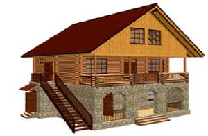 Дом DD02-516 (286 кв.м)