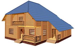 Дом DD02-520 (298 кв.м)