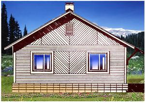 Дом DD02-065 (65 кв.м)
