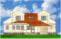 Дом DD02-564 (287 кв.м)