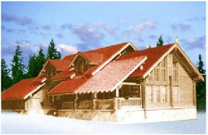 Дом DD02-651 (263 кв.м)