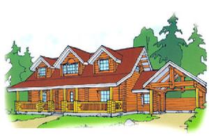 Дом DD02-662 (268 кв.м)