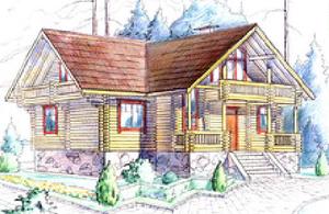 Дом DD02-700 (281 кв.м)