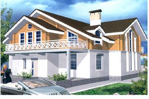 Дом DD02-109 (385 кв.м)