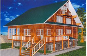 Дом DD02-173 (320 кв.м)