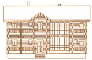 Дом DD02-386 (317 кв.м)
