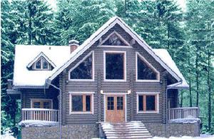 Дом DD02-417 (322 кв.м)