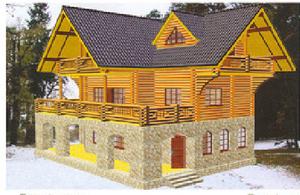Дом DD02-438 (331 кв.м)