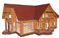 Дом DD02-455 (335 кв.м)