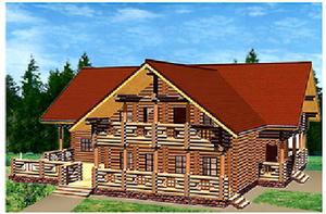 Дом DD02-459 (353 кв.м)