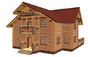 Дом DD02-521 (300 кв.м)