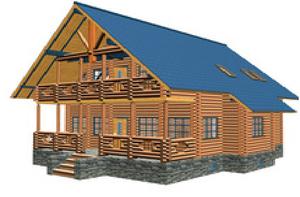 Дом DD02-522 (310 кв.м)