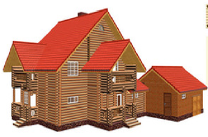 Дом DD02-523 (324 кв.м)