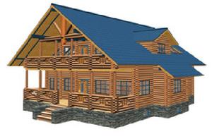 Дом DD02-530 (382 кв.м)