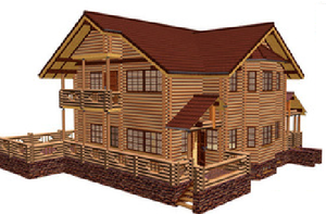 Дом DD02-532 (396 кв.м)