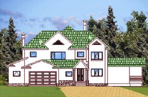 Дом DD02-563 (361 кв.м)