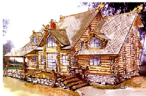Дом DD02-582 (371 кв.м)