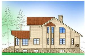 Дом DD02-677 (347 кв.м)