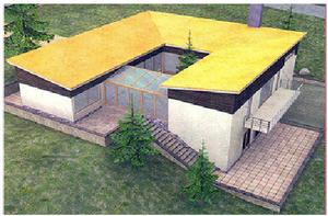 Дом DD02-679 (342 кв.м)