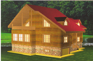 Дом DD02-037 (449 кв.м)