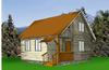Дом DD02- 327 (76 кв.м)
