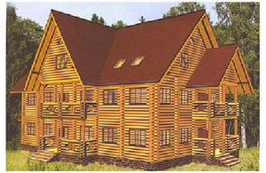 Дом DD02-443 (493 кв.м)
