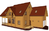 Дом DD02-533 (410 кв.м)
