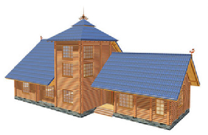 Дом DD02-535 (417 кв.м)