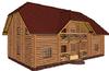 Дом DD02-538 (435 кв.м)